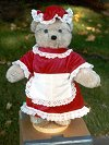 Mrs. Claus Bear