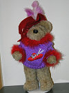 Red Hat Bear, small