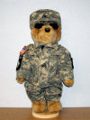 Army Combat Uniformed Bear