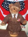 Women's Armed Corps Bear