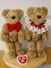 Valentine Bear set